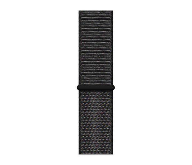 Apple Opaska sportowa czarna do koperty 44 mm - 488003 - zdjęcie