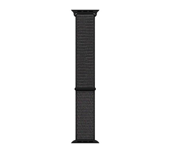 Apple Opaska sportowa czarna do koperty 44 mm - XL - 488002 - zdjęcie
