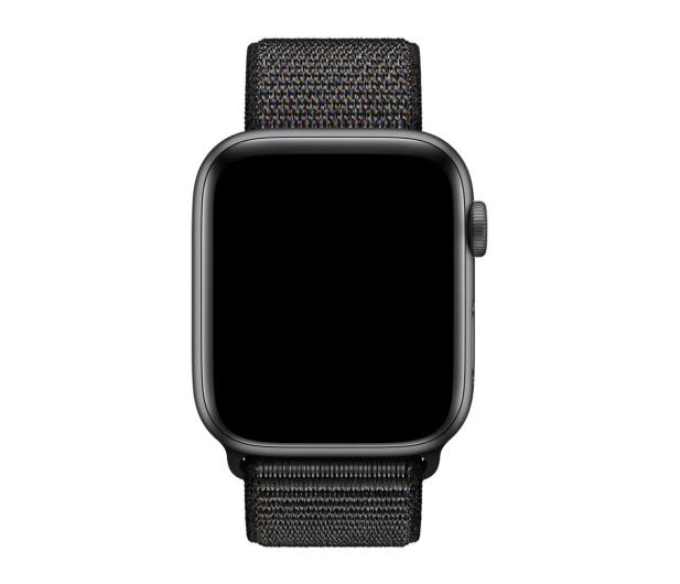 Apple Opaska sportowa czarna do koperty 44 mm - XL - 488002 - zdjęcie 2
