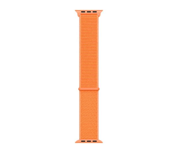 Apple Opaska sportowa pomarańczowa do koperty 40 mm  - 487952 - zdjęcie