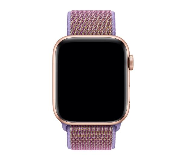Apple Opaska sportowa fioletowa do koperty 44 mm - 487986 - zdjęcie 2