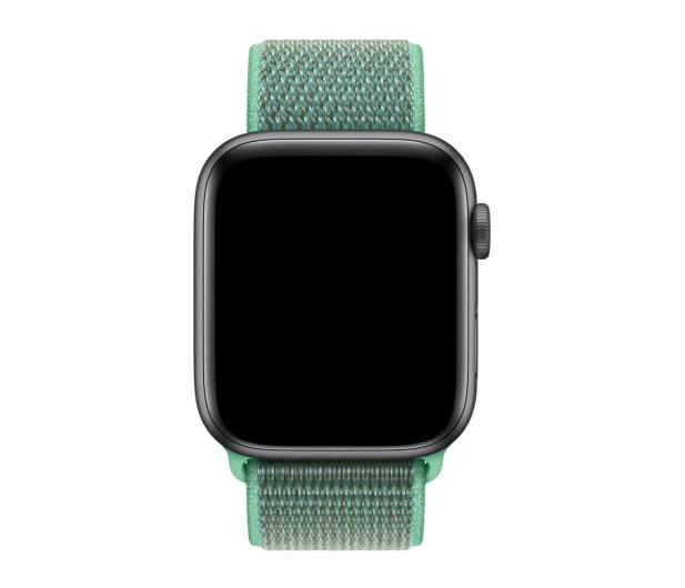 Apple Opaska Sportowa do Apple Watch stonowana mięta - 487982 - zdjęcie 2