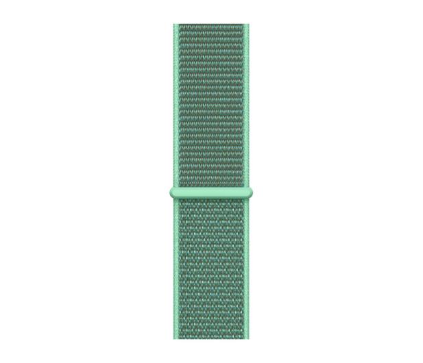 Apple Opaska Sportowa do Apple Watch stonowana mięta - 487982 - zdjęcie