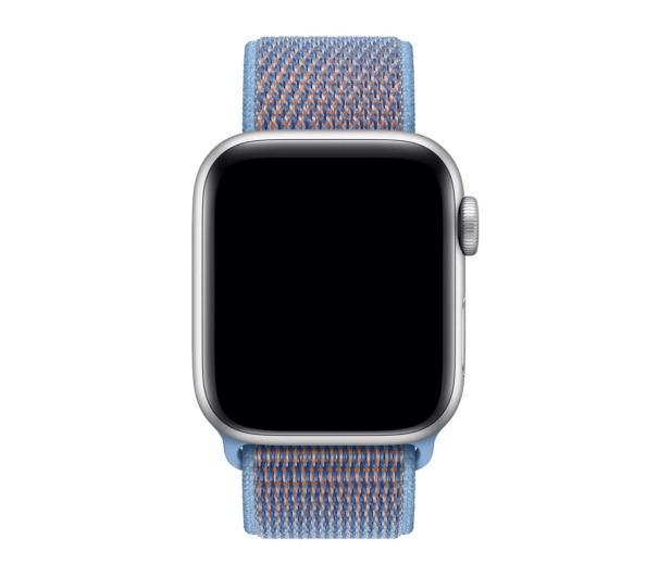 Apple Opaska sportowa błękitna do koperty 40 mm  - 487958 - zdjęcie 2