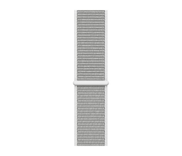 Apple Opaska sportowa srebrna do koperty 44 mm - 488009 - zdjęcie