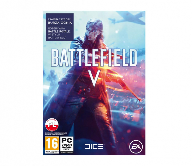 EA DICE Battlefield V - 431732 - zdjęcie