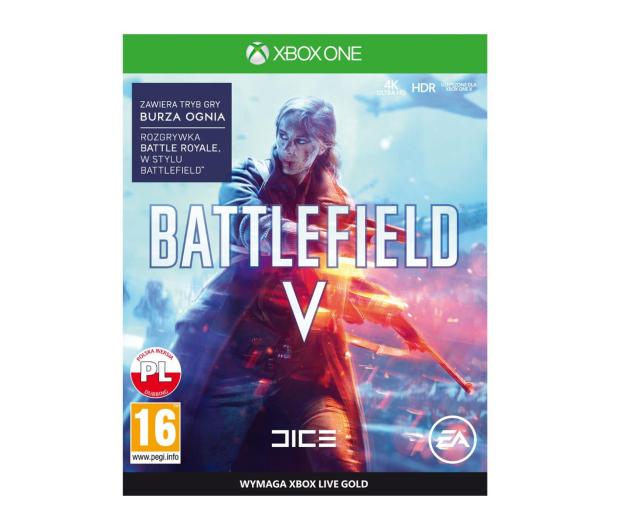 Xbox Battlefield V - 431734 - zdjęcie