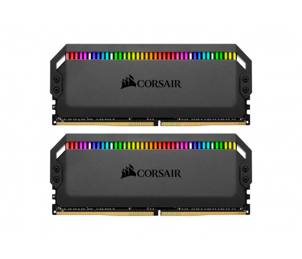 Corsair 32GB 3200MHz Dominator PLATINUM RGB CL16 (2x16GB)  - 488247 - zdjęcie