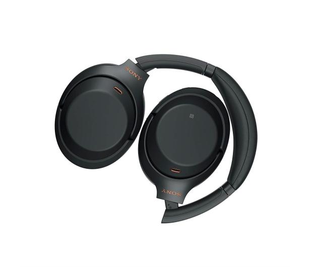 Sony WH-1000XM3B Czarne - 488369 - zdjęcie 4