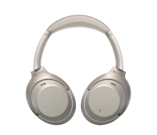 Sony WH-1000XM3S Srebrne - 488374 - zdjęcie 5