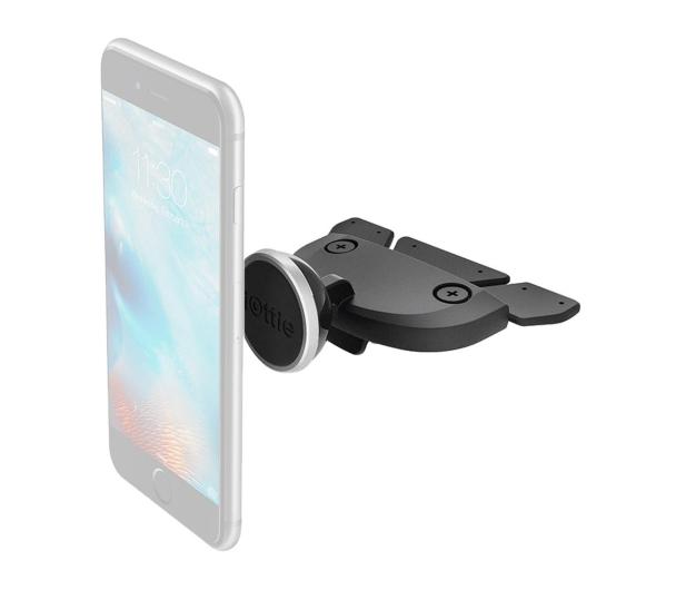 iOttie iTap Magnetic CD Slot Mount czarny - 487610 - zdjęcie