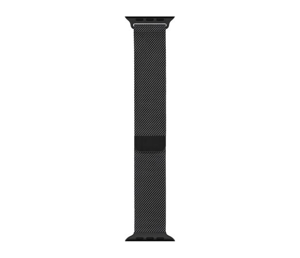 Apple Bransoleta mediolańska czarna do koperty 40 mm - 487904 - zdjęcie