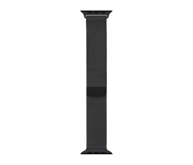 Apple Bransoleta mediolańska czarna do koperty 44 mm - 488014 - zdjęcie
