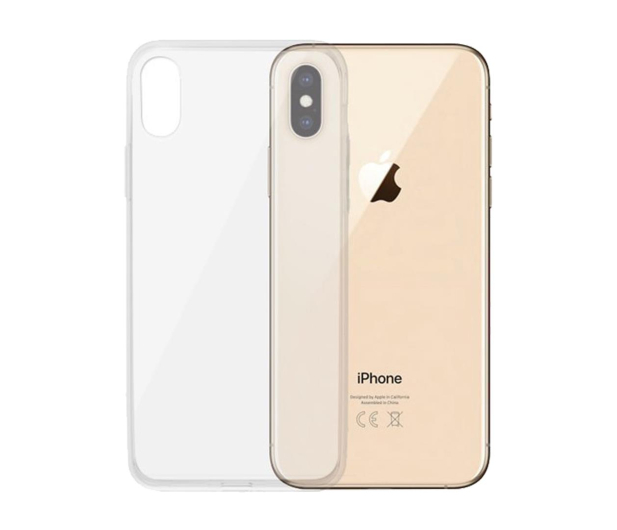 PanzerGlass Clear Case do iPhone Xs MAX - 486568 - zdjęcie 2