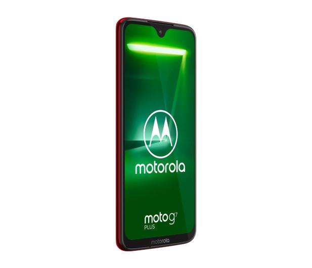 Motorola Moto G7 Plus 4/64GB Dual SIM czerwony + etui - 488348 - zdjęcie 4
