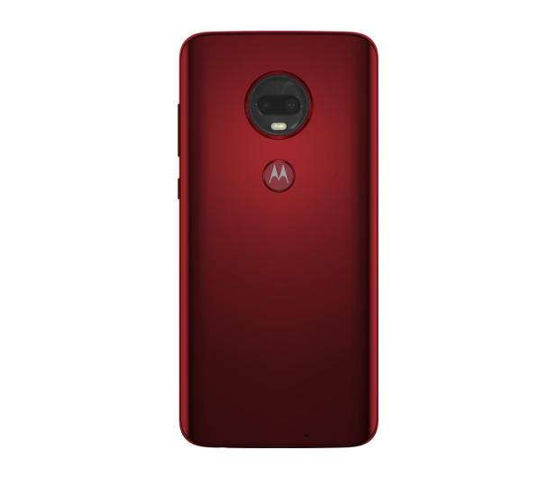 Motorola Moto G7 Plus 4/64GB Dual SIM czerwony + etui - 488348 - zdjęcie 5