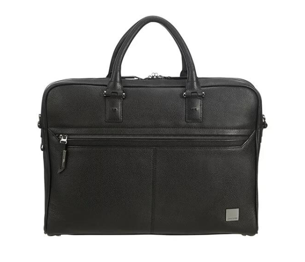 "Samsonite Senzil 15,6"" Leather Black - 489093 - zdjęcie 3"