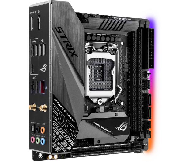 ASUS ROG STRIX Z390-I GAMING - 453992 - zdjęcie 5