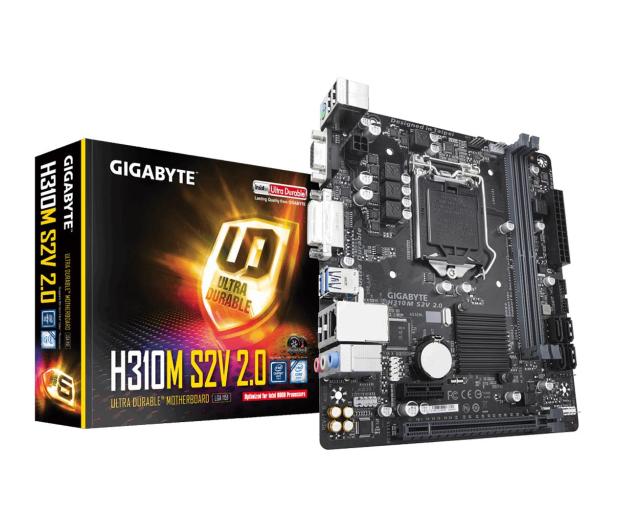 Gigabyte H310M S2V 2.0 - 486910 - zdjęcie