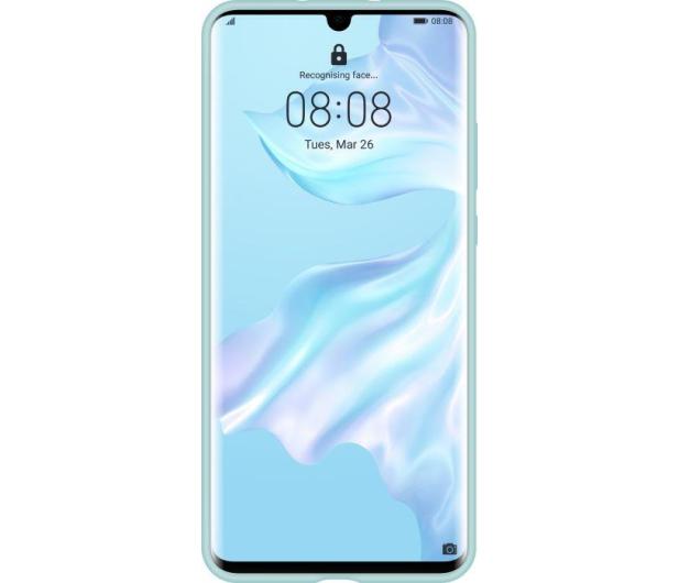 Huawei Silicone Case do Huawei P30 Pro jasny niebieski  - 484458 - zdjęcie 2