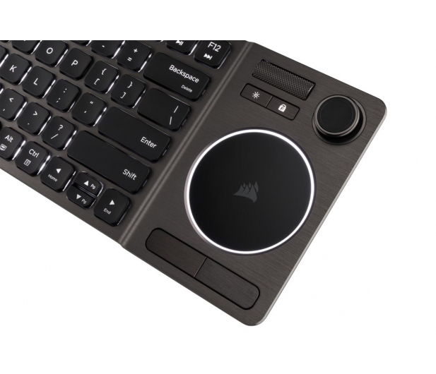 Corsair K83 Wireless Entertainment Keyboard - 488745 - zdjęcie 4