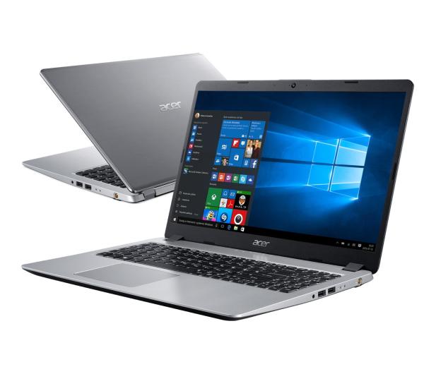 Acer Aspire 5 i5-8265U/8GB/512/Win10 MX250 Srebrny - 489208 - zdjęcie