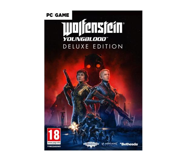 Machine Games Wolfenstein Youngblood Deluxe Edition - 489240 - zdjęcie