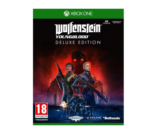 Machine Games Wolfenstein Youngblood Deluxe Edition  - 489242 - zdjęcie