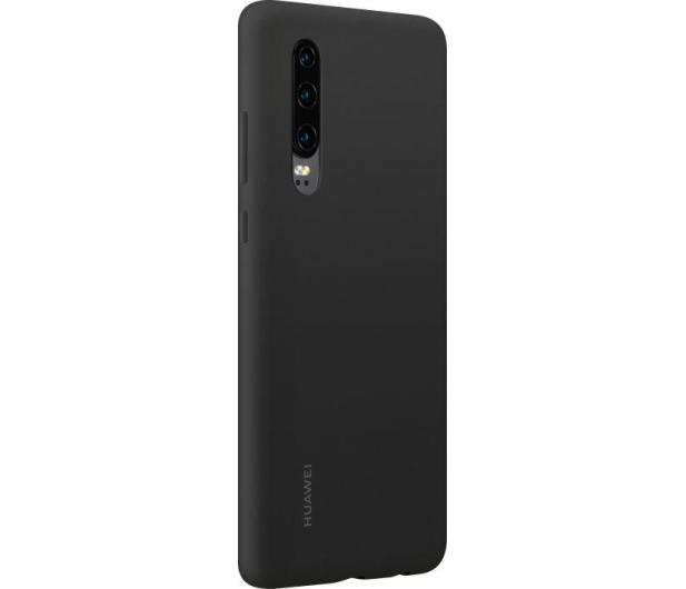 Huawei Silicone Case do Huawei P30 czarny - 484496 - zdjęcie 3