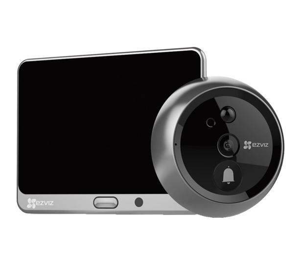 EZVIZ DP1 Wizjer drzwiowy HD LED IR (dzień/noc)  - 483678 - zdjęcie