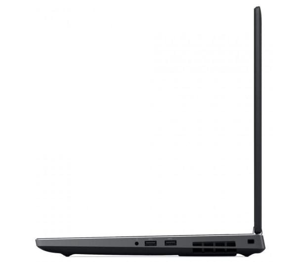 Dell Precision M7530 i7-8750H/8GB/256/Win10P P1000  - 493133 - zdjęcie 5