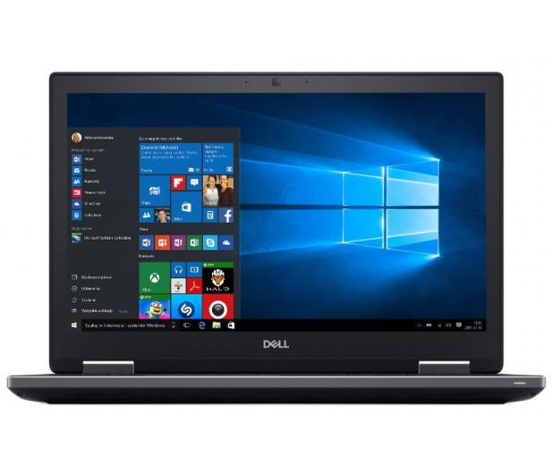 Dell Precision M7530 i7-8750H/8GB/256/Win10P P1000  - 493133 - zdjęcie 2