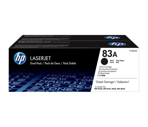 HP HP 83A black 2szt - 483634 - zdjęcie