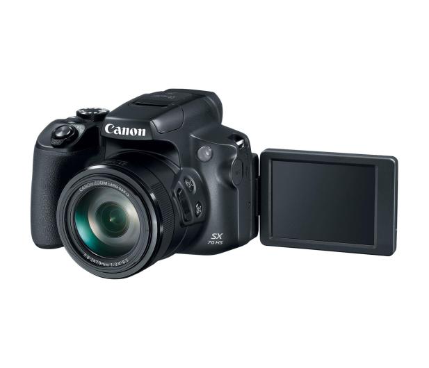 Canon PowerShot SX70 czarny - 477237 - zdjęcie 4