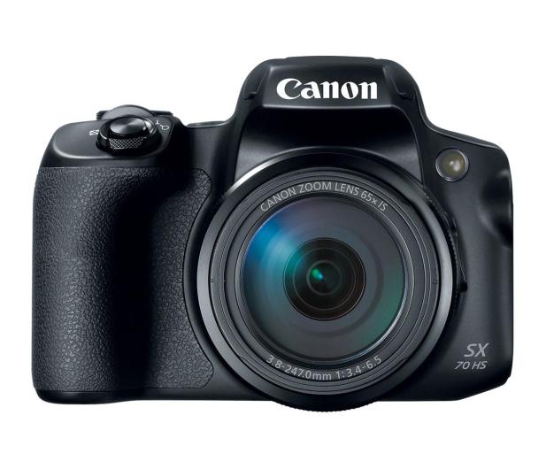 Canon PowerShot SX70 czarny - 477237 - zdjęcie