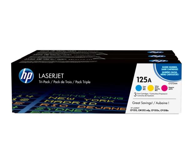 HP HP 125A CF373AM CMY 3szt - 483648 - zdjęcie