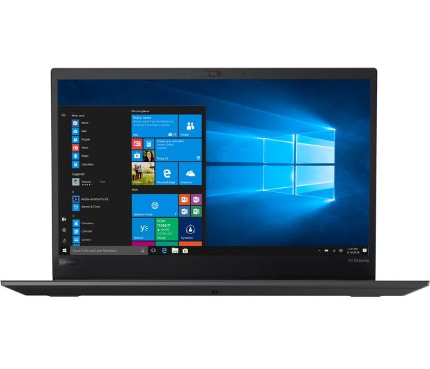 Lenovo ThinkPad X1 Extreme i5/16GB/512/Win10P GTX1050Ti  - 515792 - zdjęcie 6