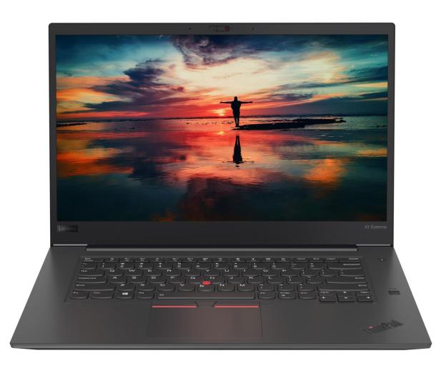 Lenovo ThinkPad X1 Extreme i5/16GB/512/Win10P GTX1050Ti  - 515792 - zdjęcie 2