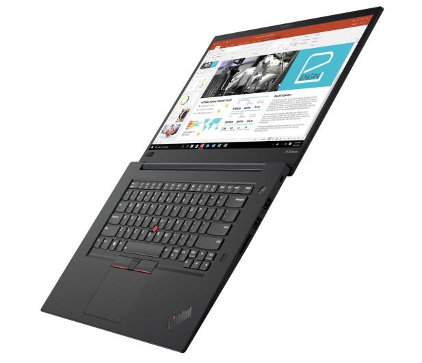 Lenovo ThinkPad X1 Extreme i7/32GB/512/Win10P GTX1050Ti  - 486464 - zdjęcie 10