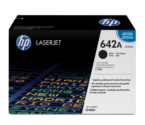 HP CB400A black 7500str. - 26042 - zdjęcie