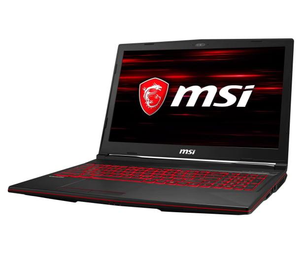MSI GL63 i5-9300H/8GB/256 GTX1650 - 503100 - zdjęcie 3