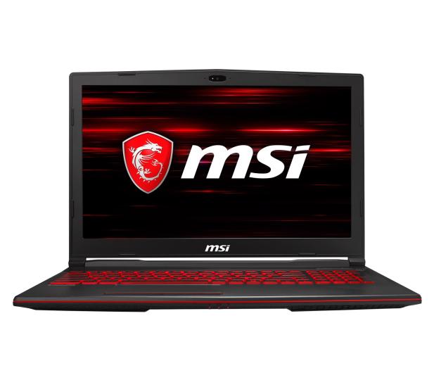 MSI GL63 i7-8750H/32GB/480+1TB/Win10X RTX2060  - 484554 - zdjęcie 2