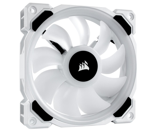 Corsair LL120 RGB White Single Fan - 484700 - zdjęcie 3