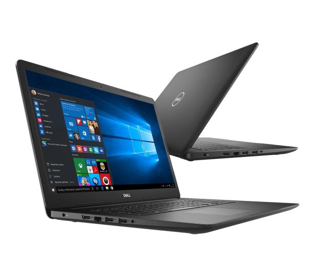 Dell Inspiron 3780 i5 8265U/8GB/240+1TB/Win10 Czarny  - 486199 - zdjęcie