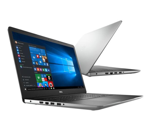 Dell Inspiron 3780 i5 8265U/8GB/240+1TB/Win10 Silver  - 484597 - zdjęcie