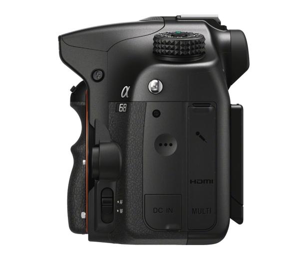 Sony Alpha a68 18-55mm  - 483130 - zdjęcie 3