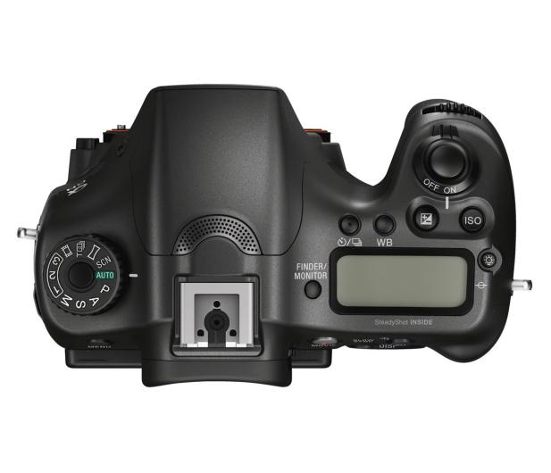 Sony Alpha a68 body  - 483127 - zdjęcie 5