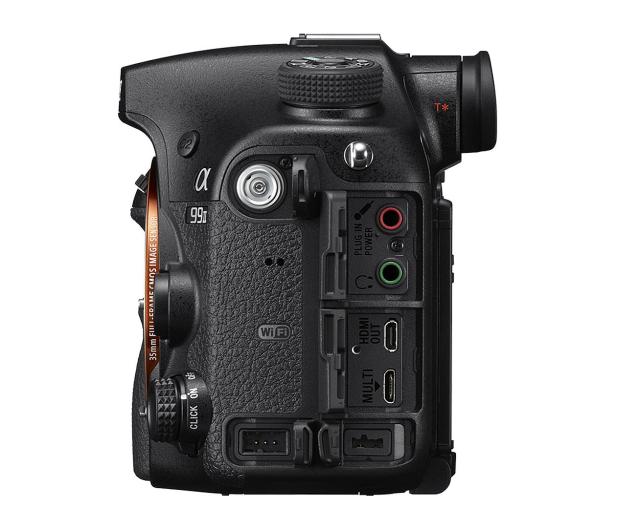 Sony Alpha a99 II body  - 483135 - zdjęcie 4