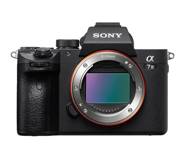Sony Alpha a7 III body  - 483140 - zdjęcie