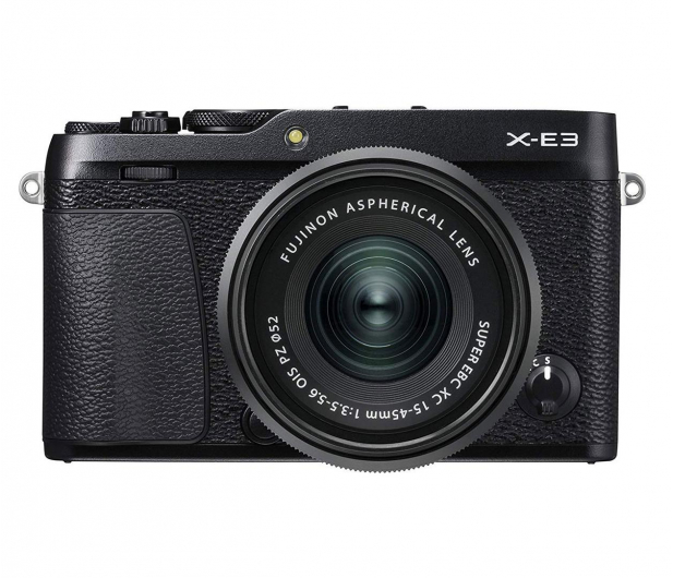 Fujifilm X-E3 15-45mm f/3.5-5.6 OIS PZ czarny - 484669 - zdjęcie